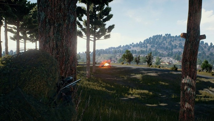 PlayerUnknown's Battlegrounds (Foto: Divulgação/Bluehole Inc.)
