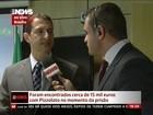 Henrique Pizzolato fugiu do país pela fronteira com a Argentina, diz PF