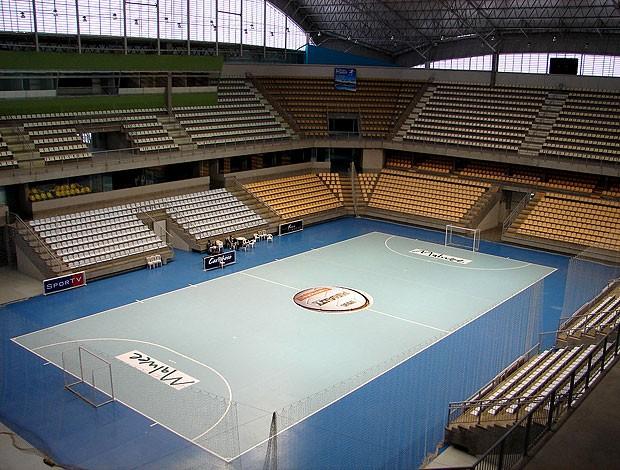 Arena Jaraguá UFC (Foto: Divulgação / Fundação Municipal de Esporte)