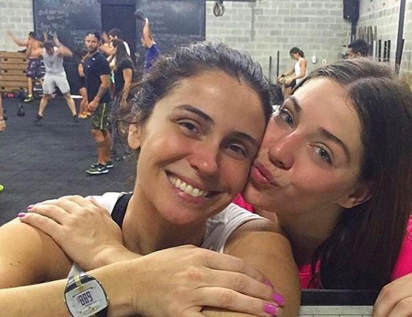 Luma Costa e Giovanna Antonelli (Foto: Reprodução / Instagram)