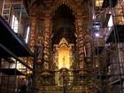 Primeira fase da restauração da maior igreja barroca de SP é finalizada