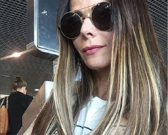 Viviane Araújo (Foto: Arquivo Pessoal)