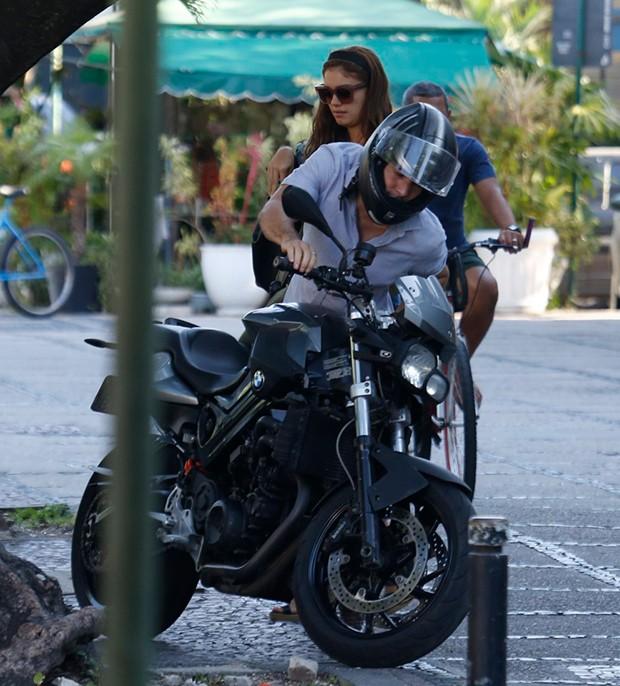 Daniel de Oliveira e Sophie Charlotte (Foto: AgNews)