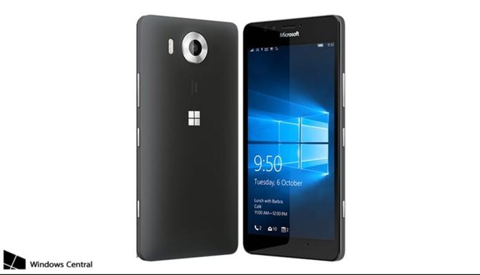 Lumia 950 chegará com especificações top de linha e Windows 10 Mobile (Foto: Reprodução/Windows Central)