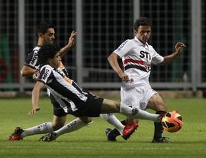 Juan, Atlético-MG x São Paulo (Foto: Rubens Chiri/saopaulofc.net)