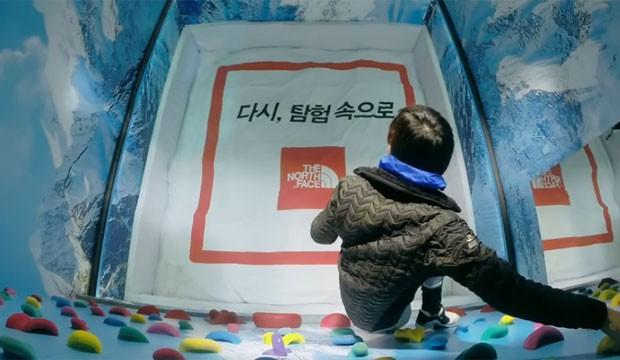 Vídeo alcançou mais de 6,2 milhões de visualizações (Foto: Reprodução/YouTube/THE NORTH FACE KOREA)