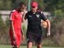 Novo jogo, nova posição: agora como ponta, Wesley se firma no São Paulo