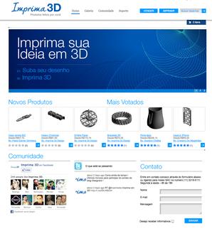 Imprima 3D