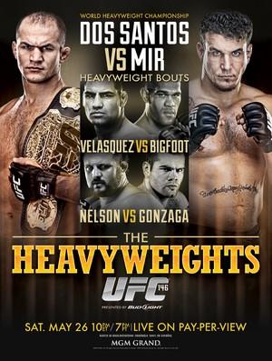ufc 146 jds v mir poster UFC 146 Cigano x Frank Mir