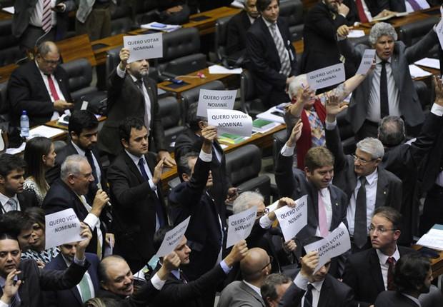 Câmara dos Deputados aprova criação de fundo público bilionário para financiar campanhas eleitorais (Foto: Luis Macedo/Câmara dos Deputados)