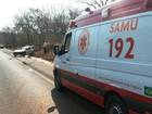 No Norte de MG, carros capotam e deixam um morto e nove feridos