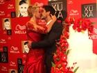 Megafesta de Xuxa reúne famosos no palco e na plateia em São Paulo
