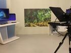 Público pode enviar foto para compor novo estúdio da TV Grande Rio