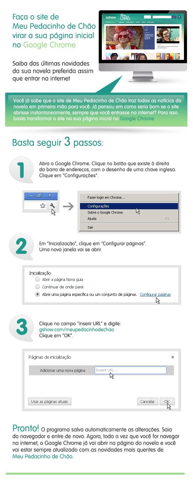 Meu Pedacinho de Chão _chrome (Foto: Meu Pedacinho de Chão/TV Globo)