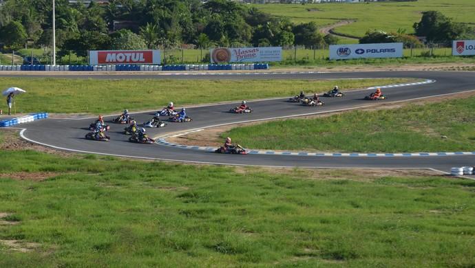 circuito internacional paladino, kartodromo, campeonato paraibano de kart, kart (Foto: Edgley Lemos / GloboEsporte.com/pb)
