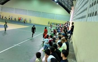 Semifinais da 3ª Supercopa de Futsal agitam o feriado em Campina Grande