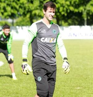 Marcelo Rangel - goleiro do Goiás (Foto: Rosiron Rodrigues / Goiás E.C.)