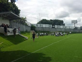 Ponte Preta x Velo Clube Jogo-Treino CT Jardim Eulina (Foto: Heitor Esmeriz)