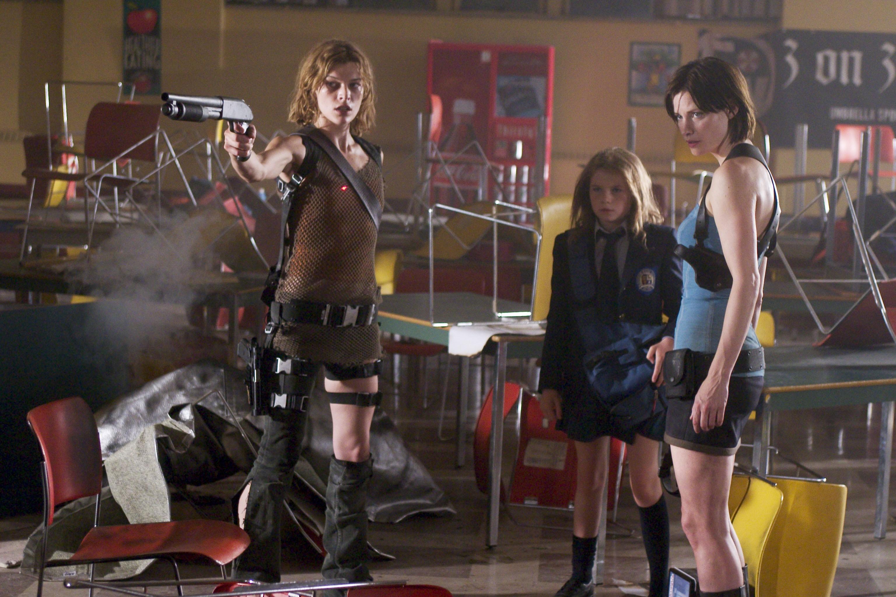 Resident Evil 2: Apocalipse (Foto: Divulgação)