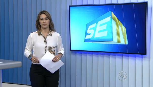 O SETV 2ª Edição é apresentado por Susane Vidal (Foto: Divulgação / TV Sergipe)