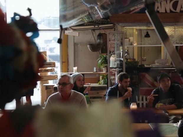 Pedro Pelo Mundo - Ep. 5 - Dinamarca - Copenhagen Street Food: (Foto: Reproduo / GNT)