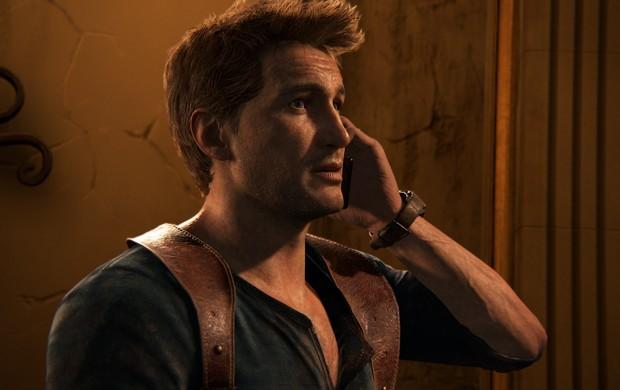 'Uncharted 4' traz alguns dos avanços técnicos mais significativos da atual geração de consoles. É o game mais bonito do PS4 (Foto: Divulgação/Naughty Dog)