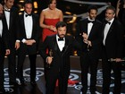 &#39;Argo&#39; leva Oscar de melhor filme e &#39;Pi&#39; lidera com quatro estatuetas
