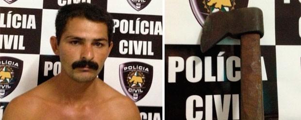 Erinaldo do Nascimento, o Zé Binha (Foto: Divulgação/Polícia Civil do RN)