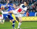 Atacante francês solta o verbo contra Ibrahimovic após jogo: 'Não é humilde'