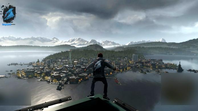 Segunda ilha será acessada mais tarde na história de Infamous: Second Son (Foto: Dual Shockers)