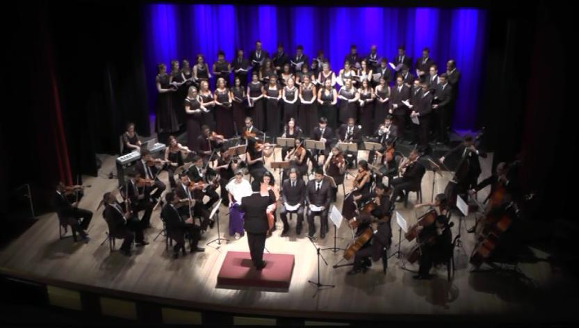 Concerto Trilhas de Novelas chega aos palcos do Espírito Santo (Foto: Divulgação/ TV Gazeta)