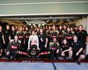 """A caminho da Haas, Grosjean retribui carinho da Lotus: """"Sentirei saudade"""""""