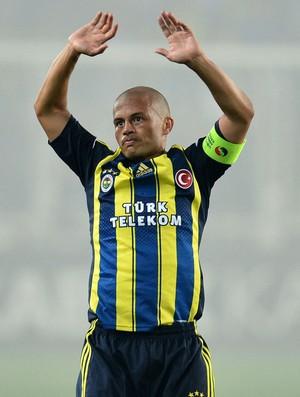 Alex fenerbahçe (Foto: Agência Getty Images)