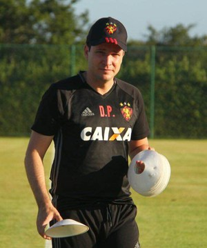 Daniel Paulista Sport (Foto: Williams Aguiar/Sport Club do Recife)