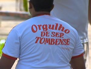 Tombense 1 (Foto: Reprodução/Tv Integração)