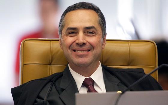 Ministro Luís Roberto Barroso relator da Petição (Pet) 3388 – Embargos de Declaração (Foto: Fellipe Sampaio/SCO/STF)