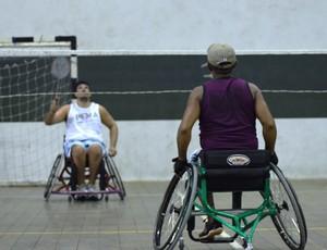 Sergipano de Badminton terá categoria adaptada (Foto: Felipe Martins/GLOBOESPORTE.COM)