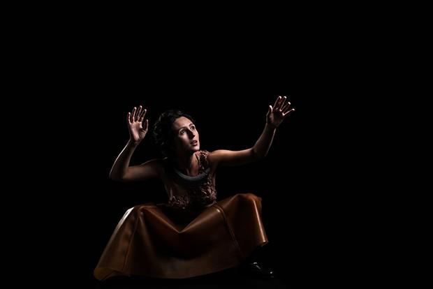 Com estreia nos palcos do Sesc RJ,o espetáculo Se eu fosse Iracema foi incluída na lista dos principais prêmios dedicados ao teatro nacional    (Foto: Adassa Martins)