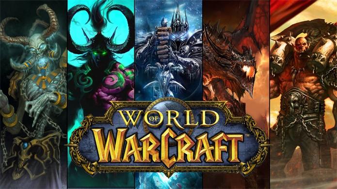 World of Warcraft completa 10 anos em 2014 (Foto: Divulgação)