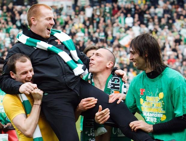 celtic campeão (Foto: AP)