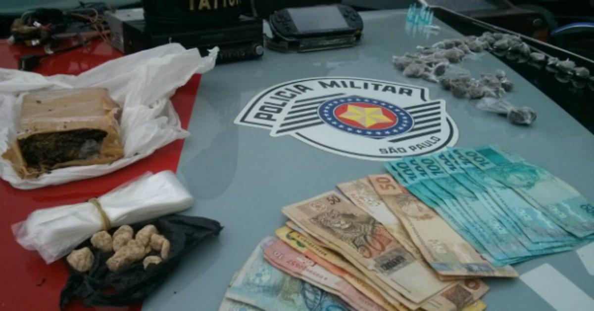 Três são presos em Cesário Lange durante operação policial - Globo.com