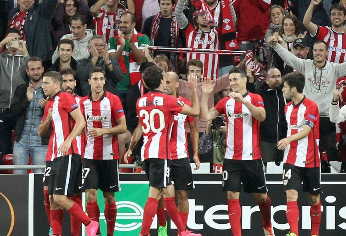 Aduriz Athletic Bilbao Augsburg (Foto: EFE)