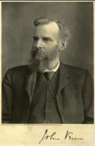 Matemático John Venn (Foto: Reprodução/Wikipédia/CC)
