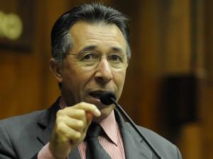 Valdeci reagiu a críticas de Bolsonaro a Maria do Rosário (Foto: Stephanie Gomes/Agência ALRS)