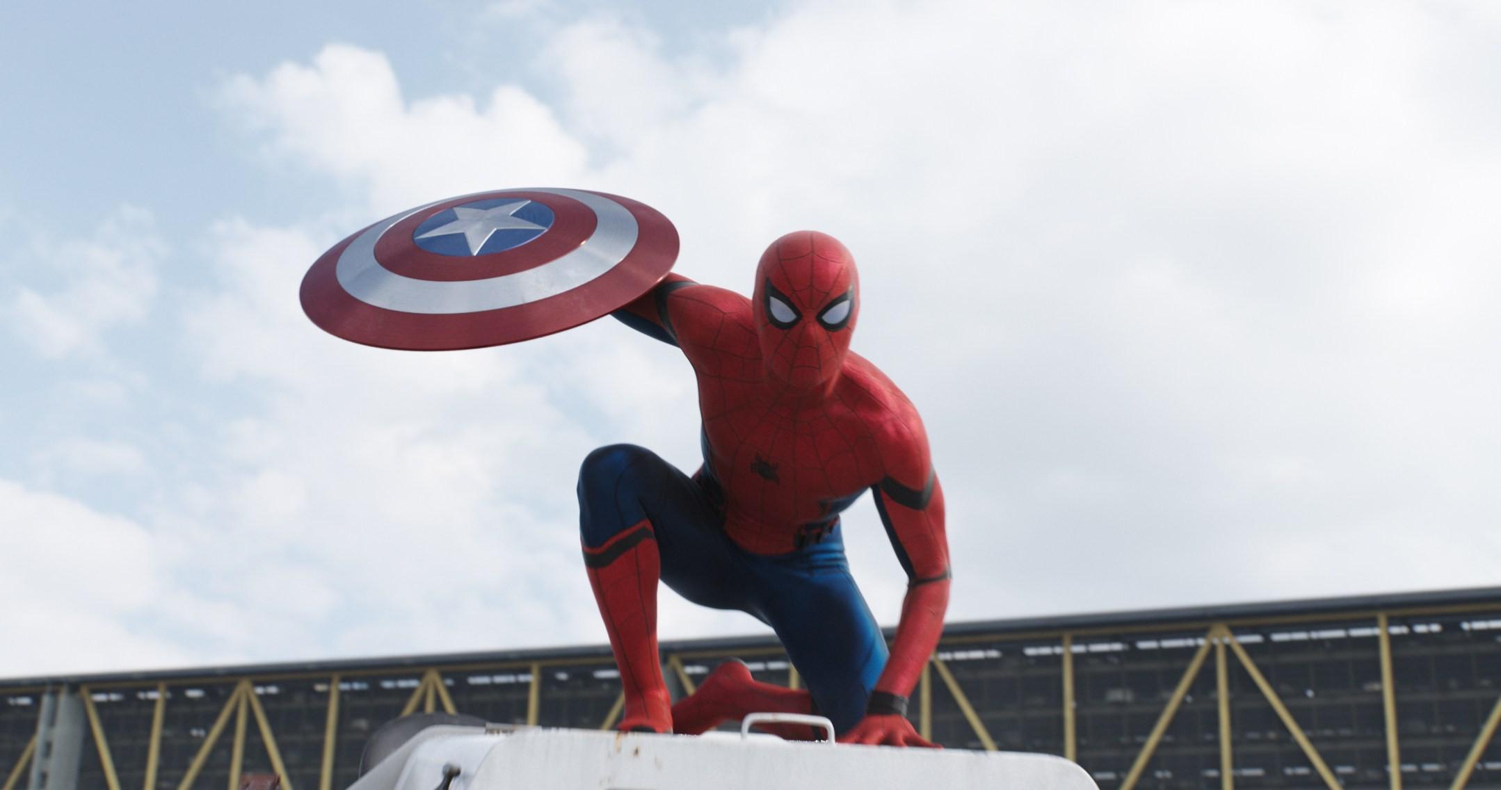 Aparição do Homem-Aranha no trailer do filme deixou os fãs em polvorosa (Foto: Reprodução)
