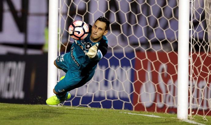 Gatito Olimpia Botafogo (Foto: Reuters)