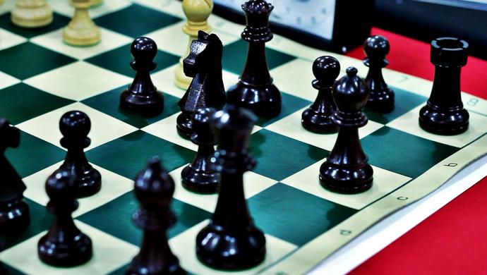 Jornalista lança documentário sobre torneio de xadrez em Cuiabá (Foto: Aline Camargo Caldas)