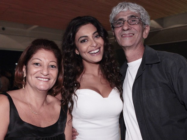 Juliana Paes (Foto: Gabriela / TV Globo)