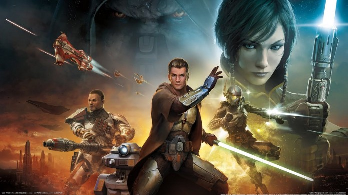 Star Wars: The Old Republic (Foto: Divulgação)