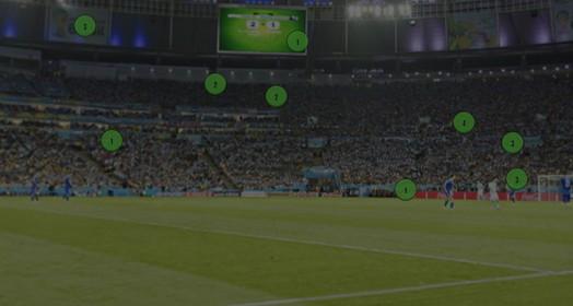 argentina  x bósnia (Globoesporte.com)
